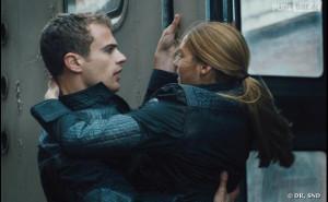 Divergente : Tris et Quatre