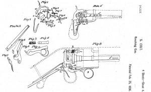 Historical Trivia: Samuel Colt's First PatentSamuel Colt applied for ...