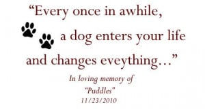 Go Back > Gallery For > Dog Memorial Quotes