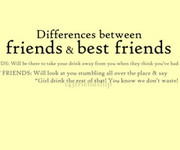 ... quote, quotes, friend, bestfriends, typography, friends, friendship
