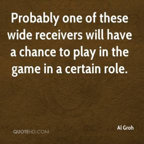 Receivers Quotes