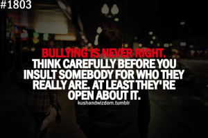 Inspirational Bullying Quotes|Inspirational Bully Quotes.