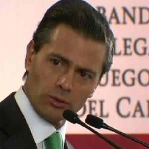 Foto de: Enrique Peña Nieto abandera a delegación mexicana
