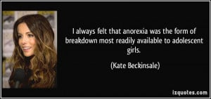 Related Pictures anorexia quotes by andreas