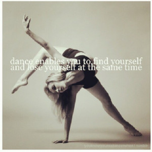 dance quotes