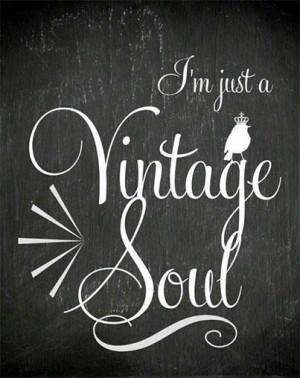 Vintage Soul Quotes