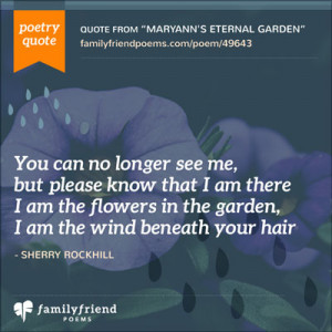 Friend Funeral Poems and Quotes