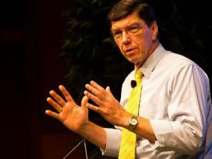 Clayton Christensen, Harvard Business School professor:
