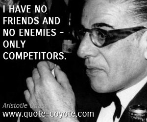Aristotle Onassis quotes - Quote Coyote