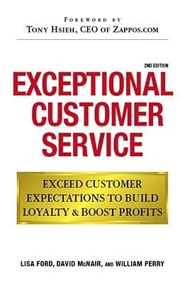 Exceptional Customer Service: Exceed Customer Expectations to Build ...