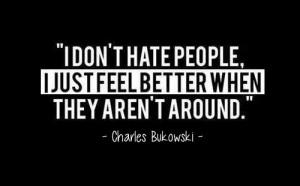 Charles Bukowski - quotes Photo