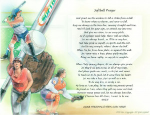 softball prayer Images