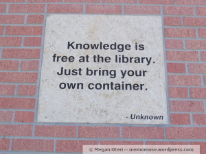 http://www.imagesbuddy.com/knowledge-is-free-at-the-library-book-quote ...