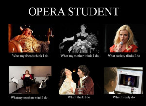 Opera Students, this is the truth!