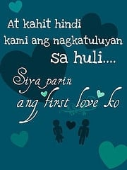 love cute quotes tagalog