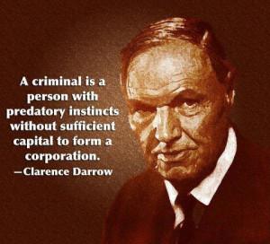 Clarence Darrow On Criminals1