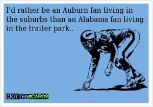 rather be an Auburn fan