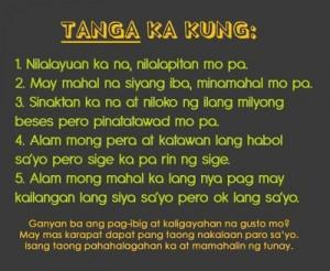 Tagalog Tumblr Quotes