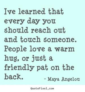 angelou inspirational quotes about friendship maya angelou maya ...