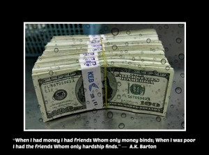 Quotes About Money Hd Wallpaper