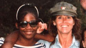 Mary Luana Williams Jane Fondas Daughter