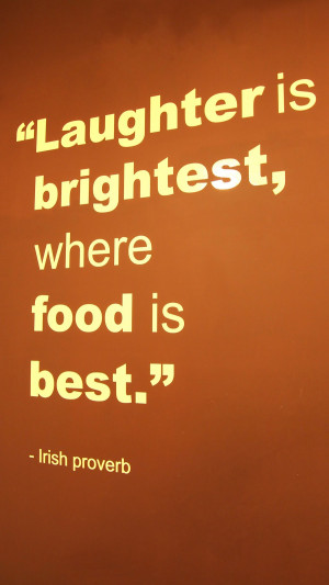 Food Pictures And Quotes: Where Food Is Best Family Fat Quotes In ...