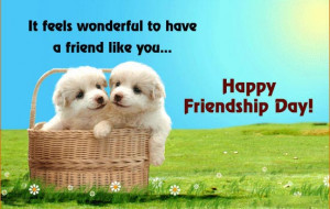 International Friendship Day Best Greetings, Quotes Wallpapers 2014