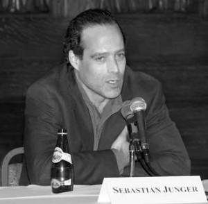 Sebastian Junger Quotes