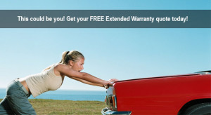 FREE Extended Warranty Quote!