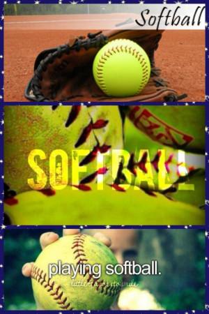 LOVE Softball
