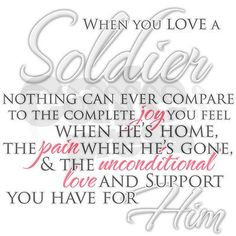 military wife quotes | ... love my soldier army girlfriend army strong ...