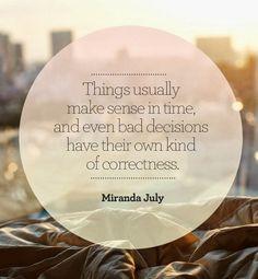 Bad Decisions Quotes