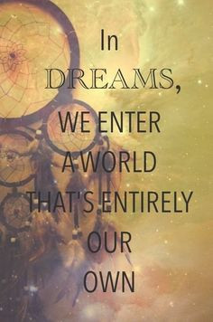 Beautiful dreamcather quote! #bohemian ☮k☮ #boho harri potter ...