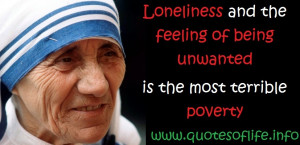 Loneliness-and-the-feeling-of-being-unwanted-is-the-most-terrible ...