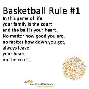 Concrete Poem Basketball Concrete poems about