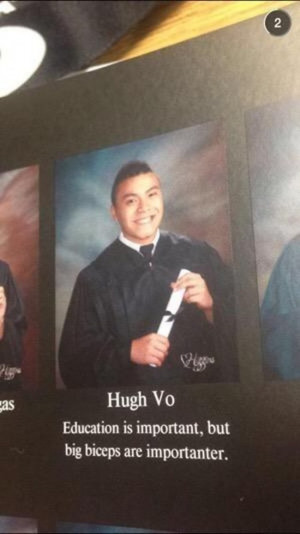 Funny Yearbook Quotes, Class of 2015 Yearbook