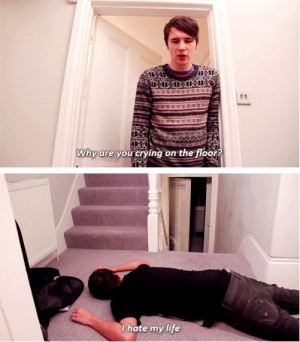 Dan Howell gets me