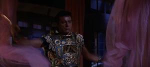 Photo of Marc Antony , as portrayed by Richard Burton in