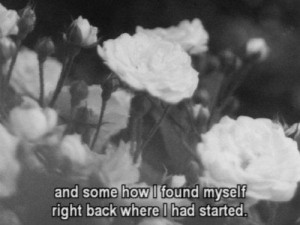 Sad Quotes About Death Tumblr Death quote black and white