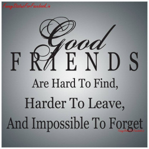 Good Quotes For Facebook Best friends facebook status