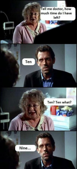Dr House funny - Image