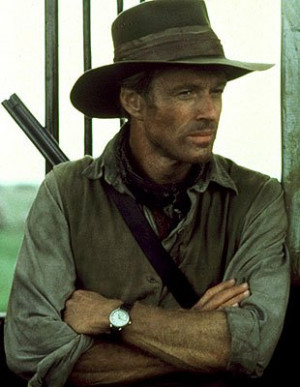 Robert Redford in Out Of Africa (Credit: REX)