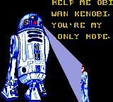 Star Wars Game Gear Another famous scene/quote