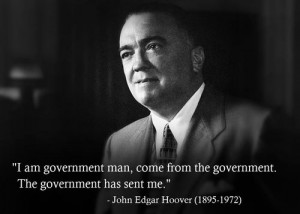 John Edgar Hoover (1895-1972)[ who | huh ]