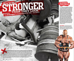 Thread: Top 10 Strongest Bodybuilders of all Time!
