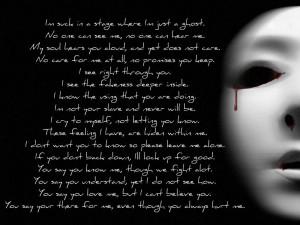 Depression Quotes HD Wallpaper 17