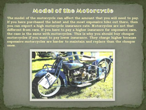 Compare Motorcycle Insurance Quotes | PopScreen