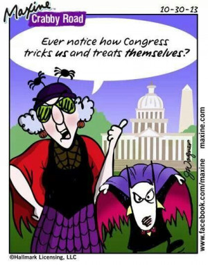 Political Quotes From Maxine | Yes they do !!!
