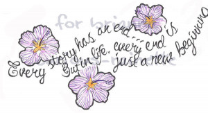 New Beginning Quotes Tattoo -+-new beginnings-+- by