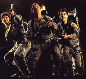 GHOSTBUSTERS 3 Starts Filming Spring 2012